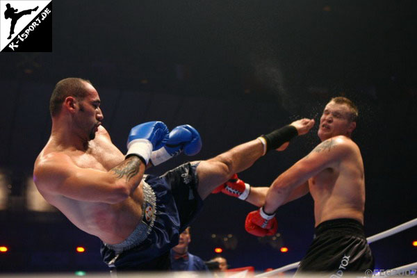 Glaube Feitosa, Semmy Schilt (K-1 WORLD GRAND PRIX 2007 FINAL)